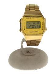箱付き/ゴールド/カシオ/デジタルウォッチ/クォーツ腕時計/デジタル