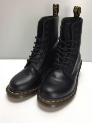 ドクターマーチン/CLEMENCY 8 EYE HEEL BOOT/ブーツ/UK5/ブラック