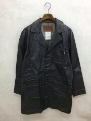 コート/48/デニム/IDG