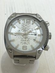 クォーツ腕時計/アナログ/ステンレス/SLV/SLV/DZ4203