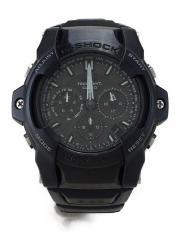 ソーラー腕時計/アナログ/--/BLK/ジーショック/GS-1400B-1AJF