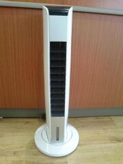 冷風扇/YAMAZEN/GCR-F45(W)/首振り機能/風量3段階/付属品有