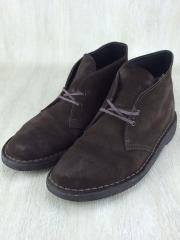 ブーツ/US9/BRW/スウェード