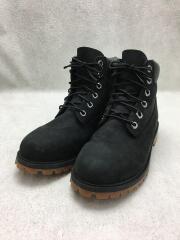 ブーツ/23.5cm/BLK/A0330/WATERPROOF/セカスト/中古