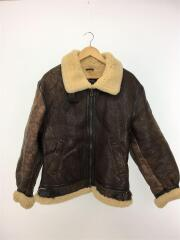 フライトジャケット/羊革/No/36348092 LC/27049/COMBAT CLOTHING CO/B-3