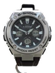 カシオ/GST-W130L-1AJF/ソーラー腕時計・G-SHOCK/デジアナ/BRW