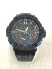 GST-B200X-1A2JF/カーボンコア/ソーラー腕時計・G-SHOCK/デジアナ/BLU/BLK