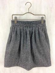 スカート/2/ウール/BRW