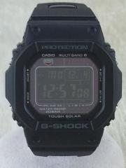 G-SHOCK/GW-M5610BC-1JF/腕時計/デジタル/BLK/BLK