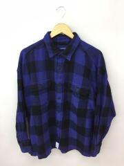 ネルシャツ/2/コットン/PUP/チェックシャツ