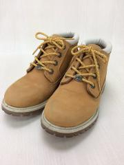 ブーツ/US6/BRW/レザー