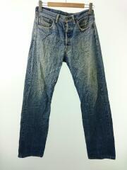 ストレートパンツ/33/コットン/BLU/無地/66501/ Levi's Vintage Clothing