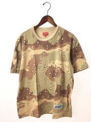 Tシャツ/M/コットン/BRW/カモフラ/19SS/Athletic Label Tee