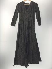 マドモアゼルのドレス/ワンピース/38/コットン/BLK/ドット/869302001