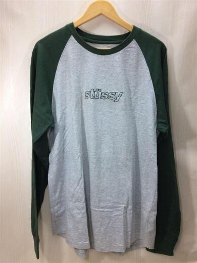 8186e8025d STUSSY(ステューシー) / 長袖Tシャツ/L/コットン/GRY/STUSSY ステューシー   セカンドストリート  衣類・家具・家電等の買取と販売ならセカンドストリート   お ...