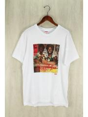 17SS/Limonious Buy Off the Bar Tee/Tシャツ/L/コットン/WHT