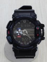 G MIX(ジーミックス)/Bluetooth対応/クォーツ腕時計/デジアナ/--/BLK/BLK