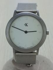 腕時計/アナログ/--/SLV/SLV