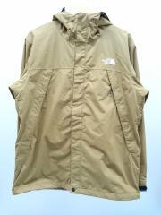 マウンテンパーカ/L/ナイロン/キャメル/NP61940/Scoop Jacket/スクープジャケット