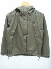 マウンテンパーカー/S/ナイロン/カーキ/アニマル/NPW61930/Dot Shot Jacket