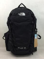 TELLUS 25/タグ付/リュック/ナイロン/BLK/NM61811