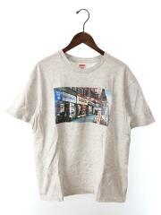 Tシャツ/M/コットン/グレー/18SS/hardware