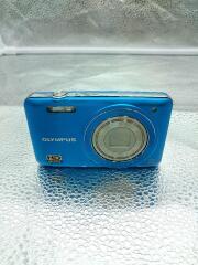 デジタルカメラ OLYMPUS VG-140 [ブルー]