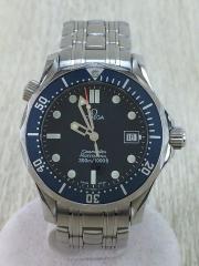 アナログ/NVY/Seamaster Professional/300m/56358652