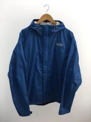 ナイロンジャケット/XL/ナイロン/BLU/ブルー