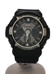 クォーツ腕時計・G-SHOCK/デジアナ/BLK/ブラック/黒