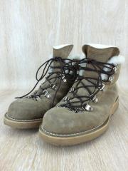 ブーツ/US8/BRW/スウェード