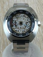 自動巻腕時計/アナログ/BJ3-411-91/INNOVATIVE line 20周年モデル/チタン
