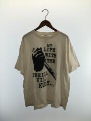 90s/96s/Thrill Kill Kult/ヴィンテージ/両面/Tシャツ/XL/コットン/ホワイト