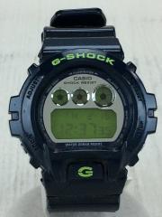 クォーツ腕時計/デジタル/SLV/NVY
