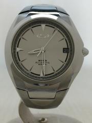 GSX900自動巻腕時計/アナログ/--/SLV/SLV/箱・コマ有り
