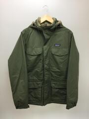 STY27021/ジャケット/M/ポリエステル/GRN/無地