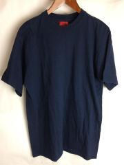 PRESSURE/プレッシャー/Tシャツ/S/コットン/NVY/バックプリント