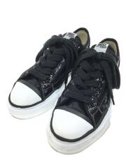 ローカットスニーカー/42/BLK/Original sole spangles lowcut sneaker