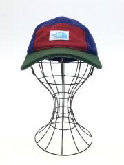 キッズ服飾/帽子/ウール/マルチカラー/ザノースフェイス/フランネルキャップ