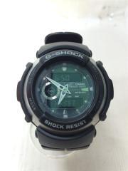 腕時計/デジアナ/--/BLK/BLK/G-300/防水機能/20BAR/20気圧防水