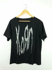 Tシャツ/--/コットン/BLK