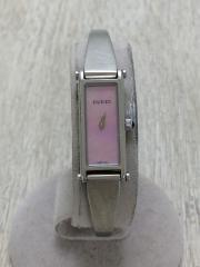 クォーツ腕時計/アナログ/レクタンギュラ/1500L/10475330