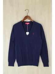 VICOMTE A/Vネックセーター(薄手)/--/--/NVY/SIZE:T3