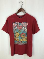 Tシャツ/XS/コットン/RED/02172CT04150