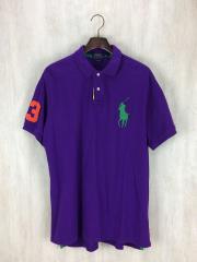 ポロシャツ/XL/コットン/PUP