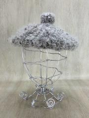 ベレー帽/--/ウール/BEG