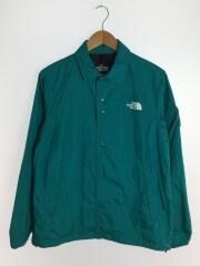 The Coach Jacket/ナイロンジャケット/NP22030/M/ナイロン/グリーン