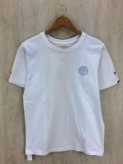 Tシャツ/1/コットン/WHT