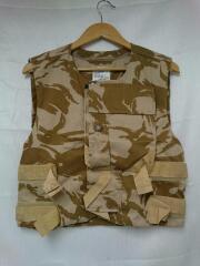 イギリス軍//BODY ARMOUR DESERT DPM VEST CAM/ベスト/--/コットン/BRW/
