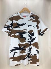Tシャツ/XL/コットン/WHT/カモフラ/16AW Pocket Tee/未使用